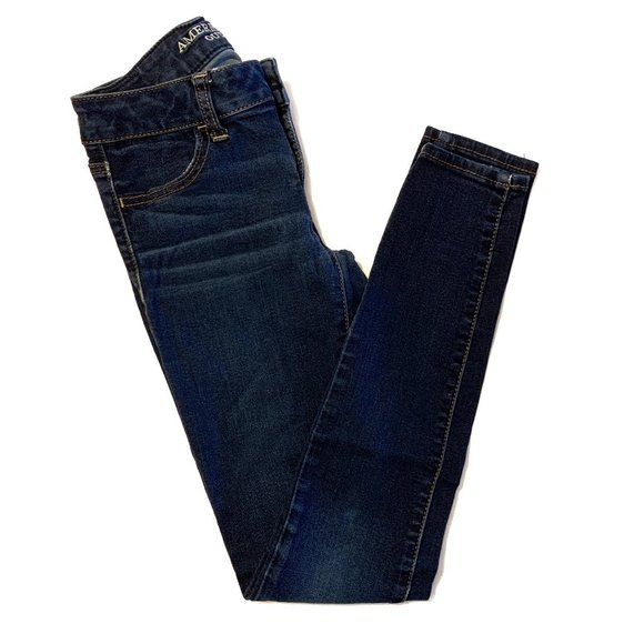 American Eagle Outfitters Denim - American Eagle Jegging Super Stretch Skinny Jeans